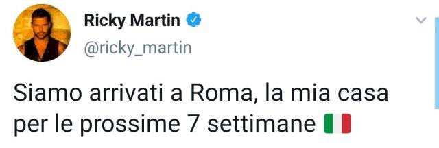 ricky martin vittorio grigolo