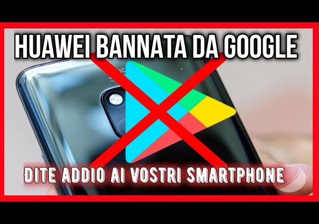 Huawei senza sistema Android (VIDEO) Tutto ciò che c'è da sapere