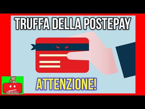 La Truffa della PostePay – Cascarci è facilissimo