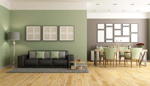 """""""ultimate grey"""", una tonalità di grigio freddo e neutro come i metalli più nobili, simbolo di eleganza ma anche di. Casa Dolce Casa Ma Di Che Colore Ti Dipingo Sfilate"""