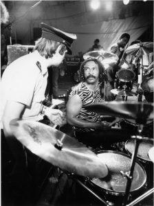 1983 - politie op bezoek