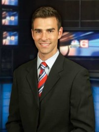 Adam Kuperstein, WTVJ sports reporter Photo: NBCMiami.com