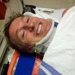 Craig Setzer WFOR Meteorlogist flugtag accident