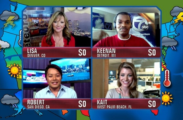 Let's Ask America meteorologists Kait Parker for WPTV Newschannel 5