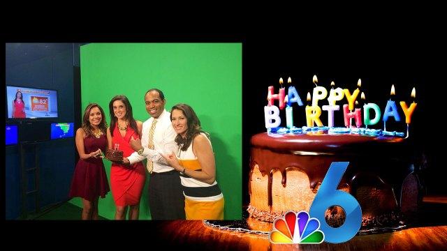 Erika Delgado WTVJ NBC 6 Meteorologist