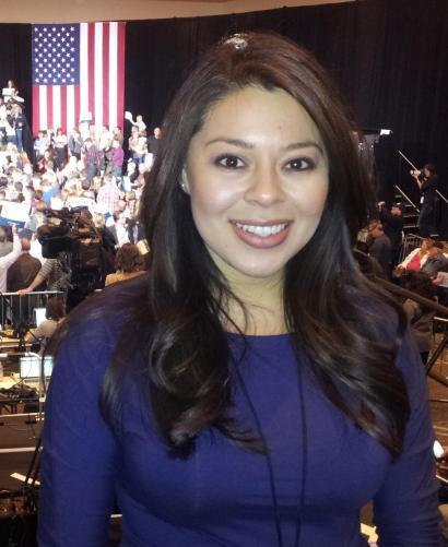 MaryAnn Martinez WFOR CBS 4 News Miami reporter