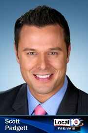 WPLG Local10 News Meteorologist Scott Padgett