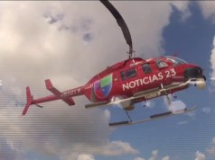WLTV Univision 23 helicopter Vision 23