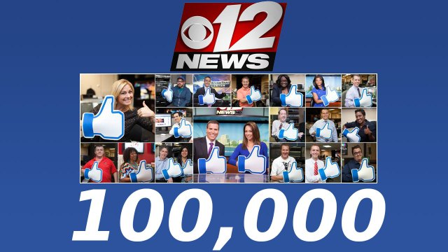 WPEC, First Palm Beach Station to Reach 100,000 Facebook