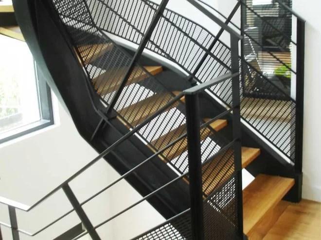 entreprise escalier bois et metal sur mesure SFMP 78