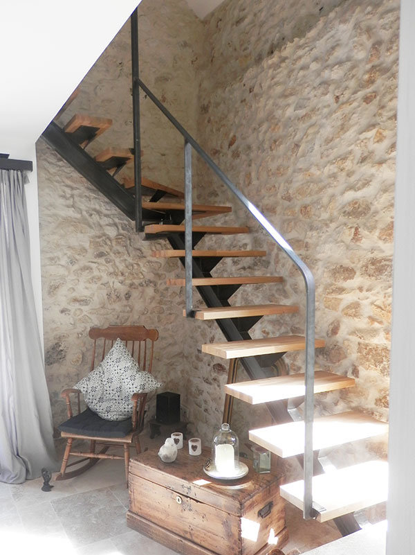 escaliers, garde-corps et rampes métalliques Yvelines 78