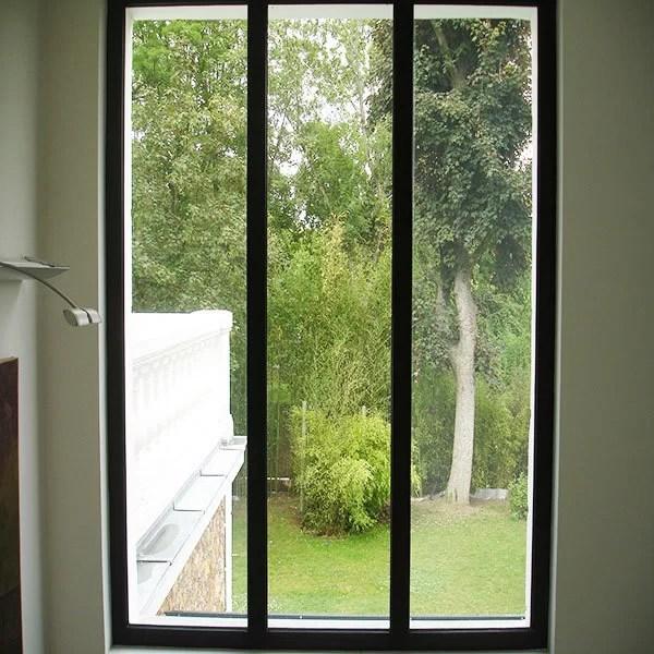 Fenêtre 3 vantaux sans ouverture entreprise 78