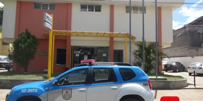 delegacia pádua 4 Foto: Arquivo/SF Notícias.