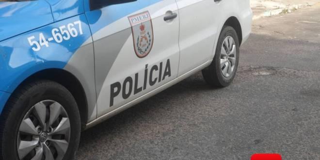 polícia militar rua