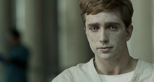 Programme Name: In The Flesh - TX: n/a - Episode: n/a (No. 1) - Embargoed for publication until: n/a - Picture Shows:  Kieren (LUKE NEWBERRY) - (C) BBC - Photographer: N/A
