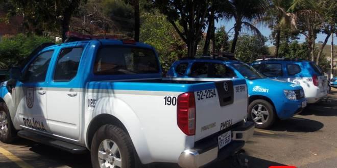 POLICIA MILITAR BATALHÃO NOVO PÁDUA 2