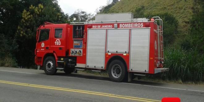 corpo de bombeiros pádua novo