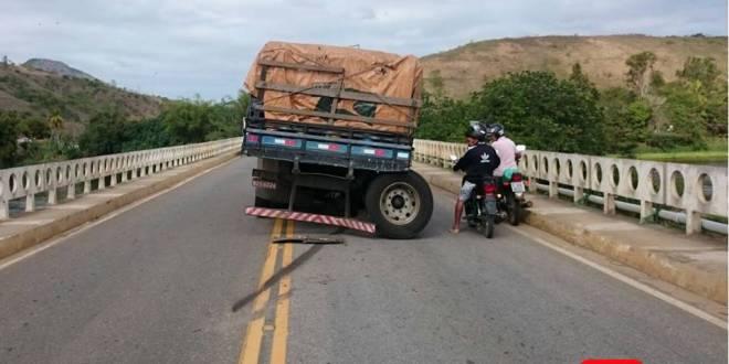 caminhão ponte pureza 1