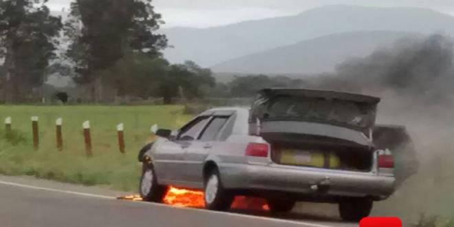 incêndio veículo 2