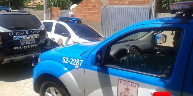 policia civil e militar chatuba