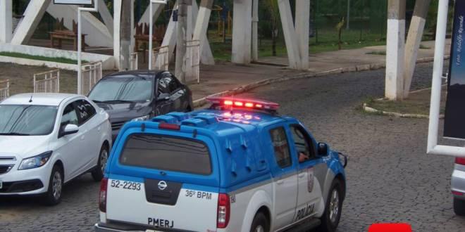 POLICIA MILITAR ITAOCARA 43