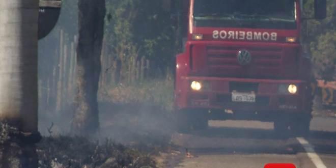 bombeiro incêndio e