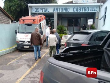 HOSPITAL SAMU CORDEIRO