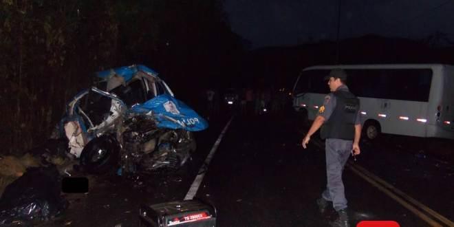 acidente viatura colisão 5