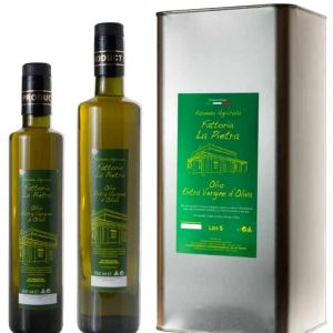 Protected Designation of Origin olive oil