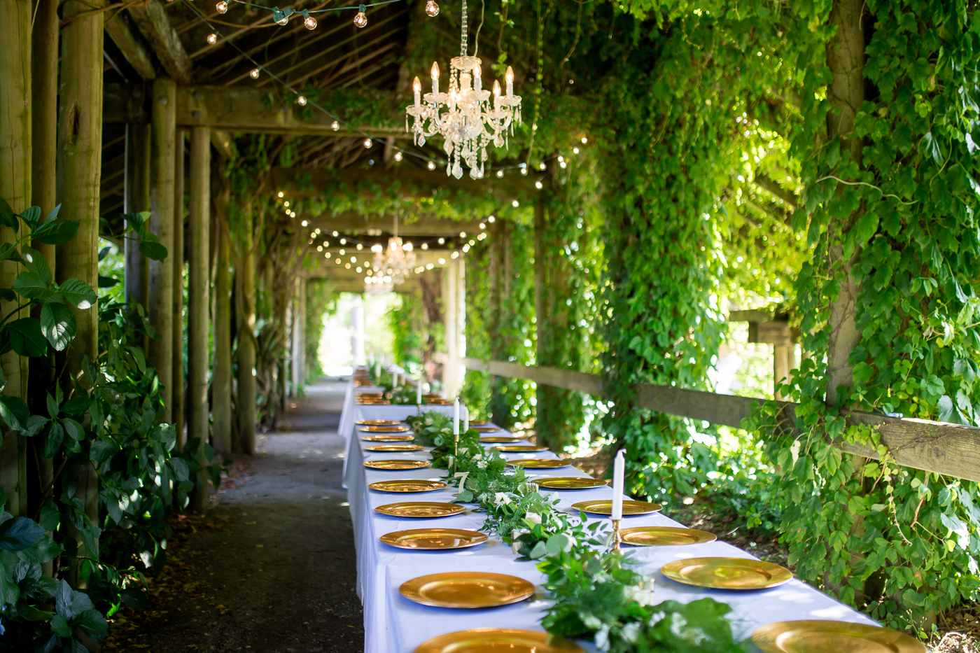 UBC Botanical Garden Wedding Photography Stefanie