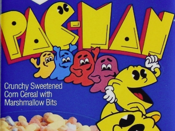 PacManCereal