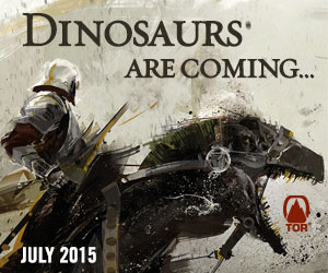 Dinosaurs are coming (2)