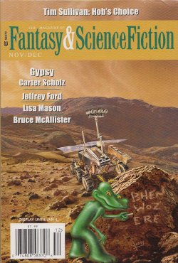 Fantasy and Science Fiction Magazine | Write Yourself Sane