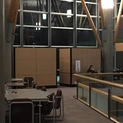 Interfaith Area at SFU Surrey