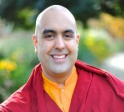 Article about Gelong Thubten – Doctor Strange: Mind Over Matter
