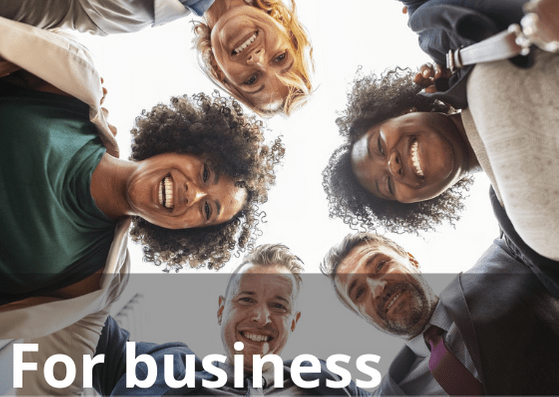 For Business Homepage Image