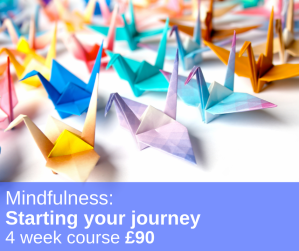 Starting your mindfulness journey