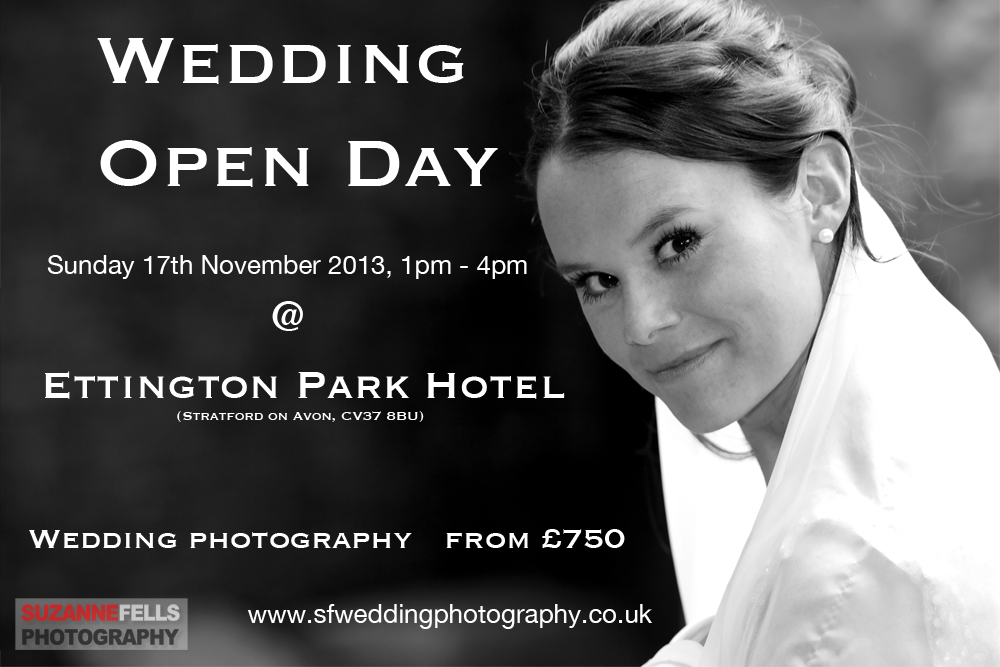 Ettington Park Hotel Wedding Open Day