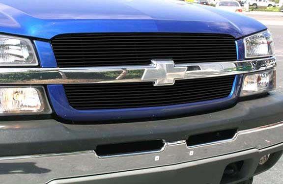 Black 2003 Silverado Grille Chevy
