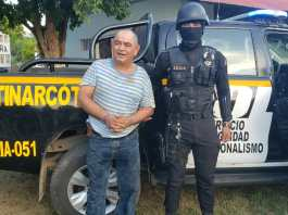 Haroldo Lorenzana Detenido