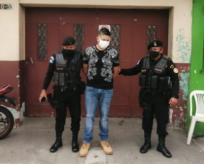 Detenido por narcomenudeo