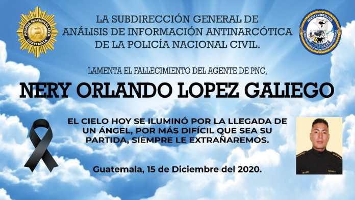 Nery Orlando López Galiego