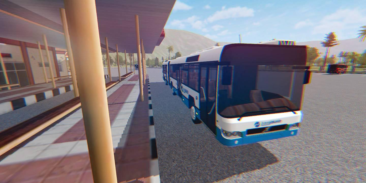 Download BUS DOUBLE Mod for BUSSID, , Mod