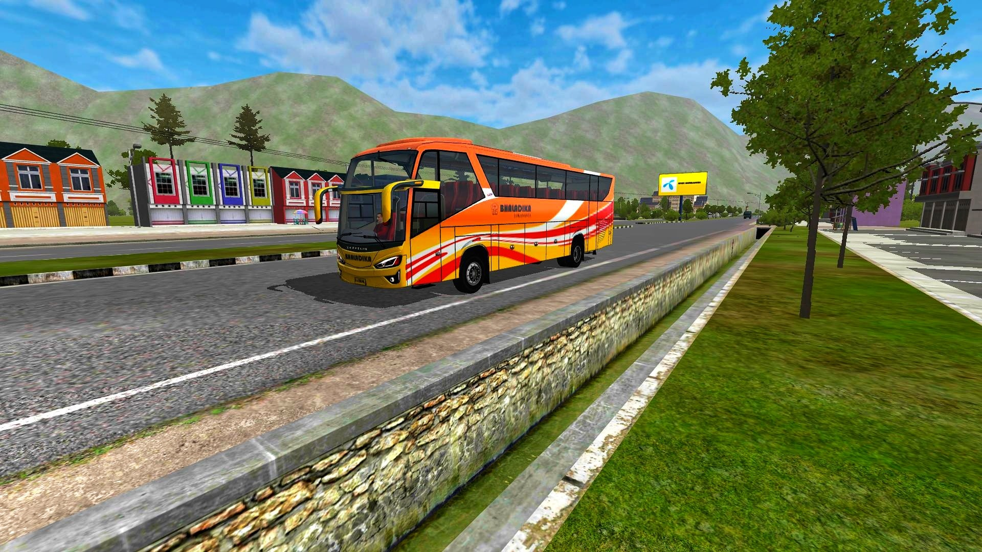 Download Zeeppelin G3 Bus Mod for BUSSID, , Mod