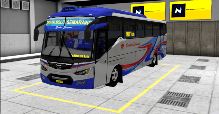 Discovery 3 Vehicle Mod for Bus Simulator Indonesia