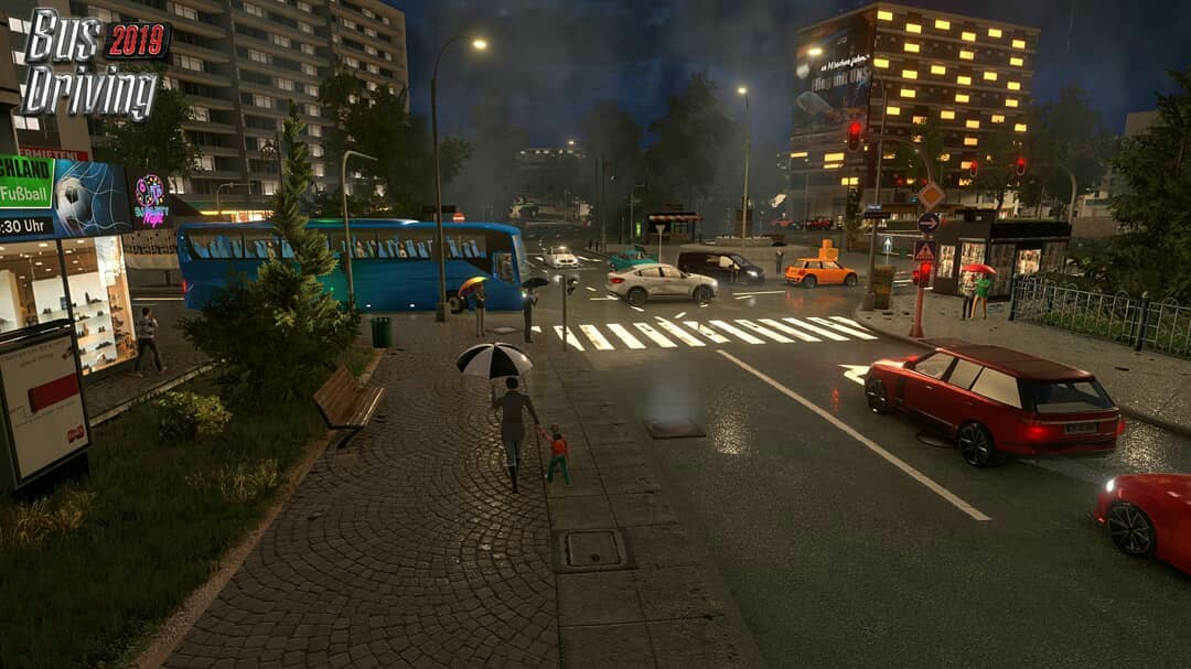Download Bus Driving 2019 New Game for PC, PS4 & XBox, , Bus Driving 2019, Gaming News, Gaming Update, New Game, Ovilex, PlayStation, Steam, Xbox
