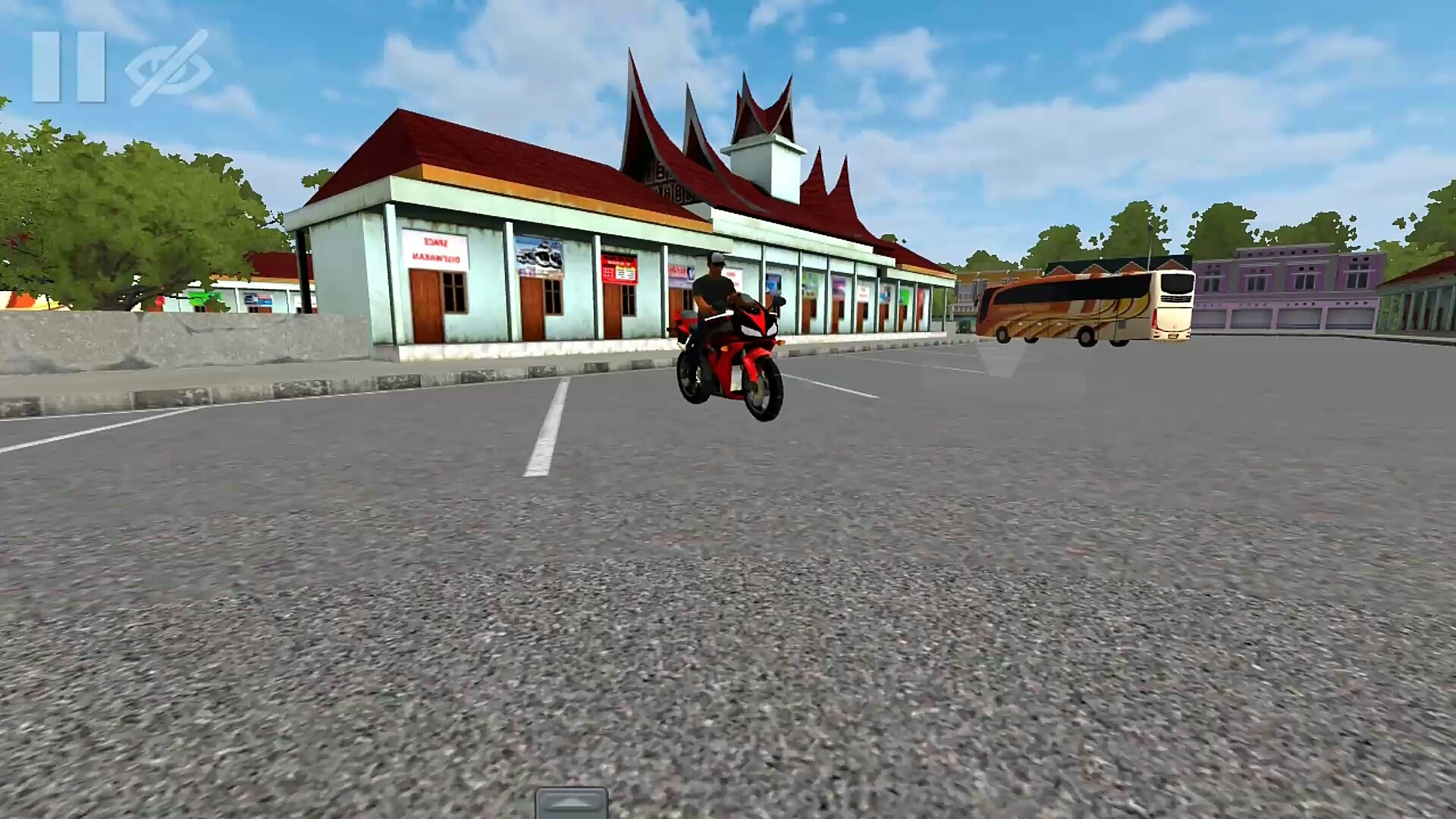 Download Motorcycle Mod for BUSSID, , Bus Simulator Indonesia Mod, BUSSID mod, Gaming News, Gaming Update, Mod, Mod for BUSSID, Motorcycle Mod, SGCArena