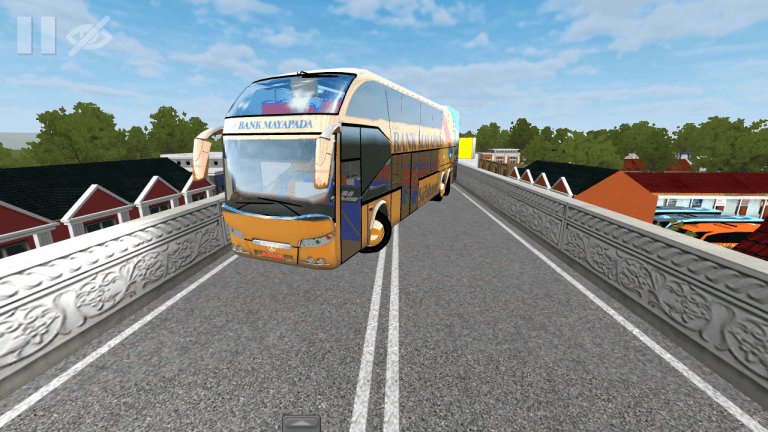 Maxi Miracle  Mod for Bus Simulator Indonesia