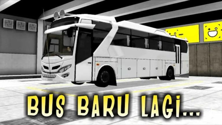 Laksamana Bumel Bus Mod for Bus Simulator Indonesia