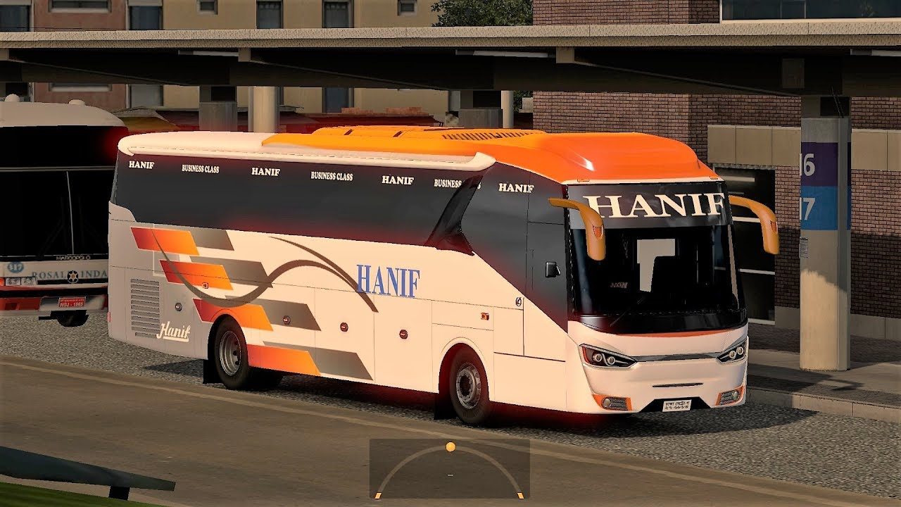 Download Hino RN E5V2 Bus Mod for Bus Simulator Indonesia, Hino RN E5V2, Bus Mod, Bus Simulator Indonesia Mod, BUSSID mod, Download Hino RN285 E5V2 Mod for BUSSID, Fahim Auvro, Hino RN 285, Hino RN285 E5V2, Mod for BUSSID, SGCArena, Vehicle Mod